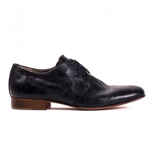 scarpa elegante stringata nera