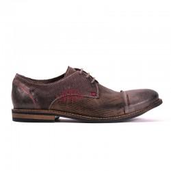 scarpa vintage stringata