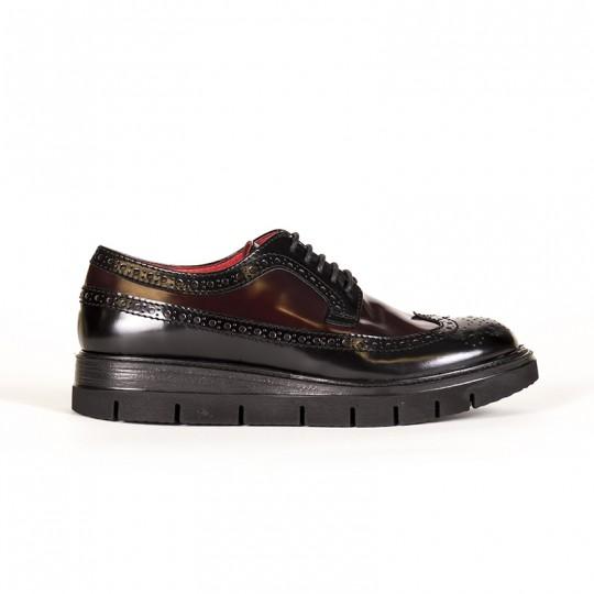 scarpa stringata donna