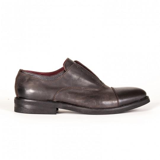 scarpa stringa con elastico
