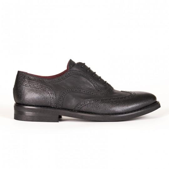 scarpa stringata nera